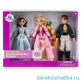 Набор Мини кукол Рапунцель