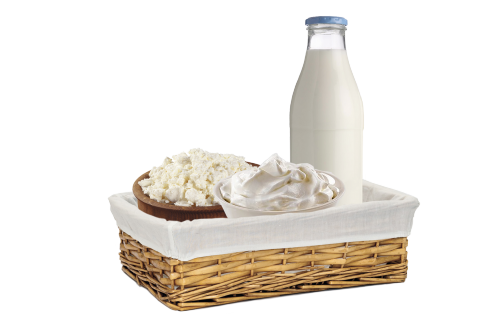 Молочное