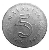 Малайзия 5 сен 1968 г.