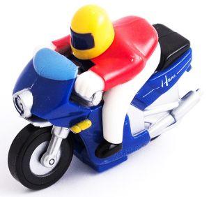 Игрушка инерционная Мотоциклист
