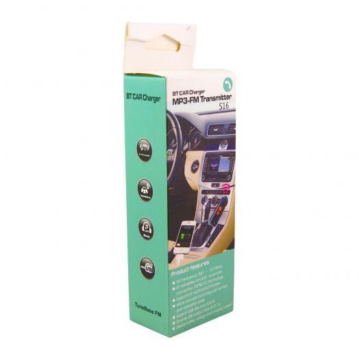 Модулятор FM S-16 (Bluetooth)
