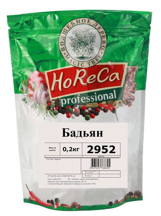 HORECA ПАКЕТ БАДЬЯН 200 г