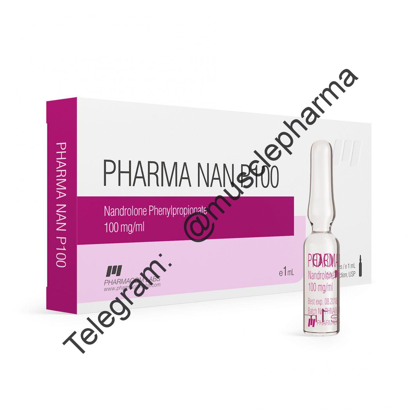 PHARMANAN-P 100 (ФЕНИЛ). 100mg/ml 10ml. 10 ml * 1 флакон