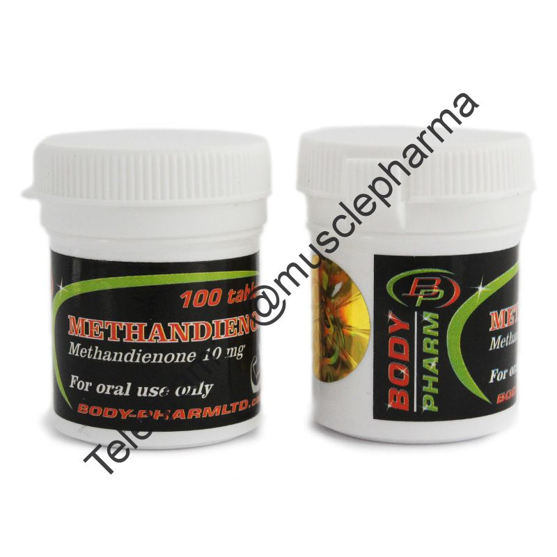 METHANDIENONE (МЕТАН). BODY PHARM. 100 таб. по 10 мг.
