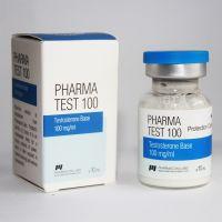 PHARMA TEST 100 BASE (PHARMACOM LABS). 100mg/ml 10ml * 1 флакон