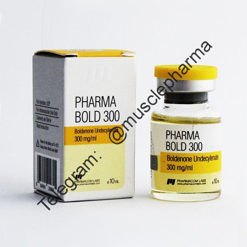 PHARMABOLD 300 (БОЛДЕНОН). 300mg/ml 10ml * 1 флакон