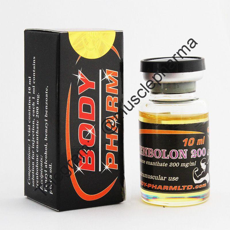 TRENBOLON E (ТРЕНБОЛОН 200 мг.). 1 флакон * 10 мл.