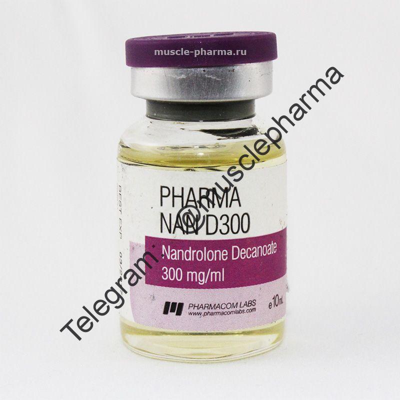 PHARMANAN D300 (фарманан Д300). 300mg/ml 10ml * 1 флакон