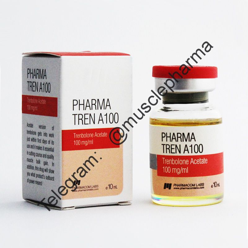 PHARMATREN A 100 (PHARMACOM LABS). 100mg/ml 10ml * 1 флакон