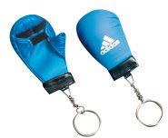 Брелок для ключей синий Adidas Key Chain Mini Karate Glove ADIACC010