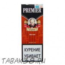 """Сигариллы PREMIER """"Rum"""" с деревянным мундштуком"""