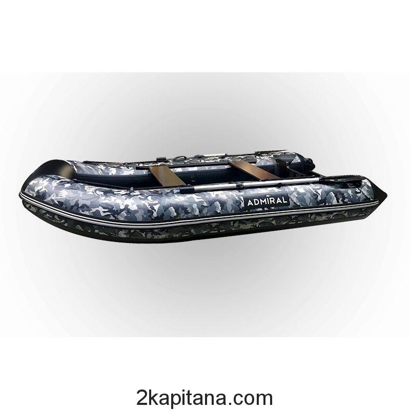 Лодка Адмирал ПВХ надувная 335