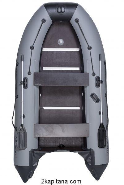 Лодка Адмирал ПВХ надувная 330 Comfort