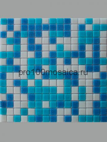 MC127 (на сетке). Мозаика серия ECONOM,  размер, мм: 327*327*4 (КерамоГраД)