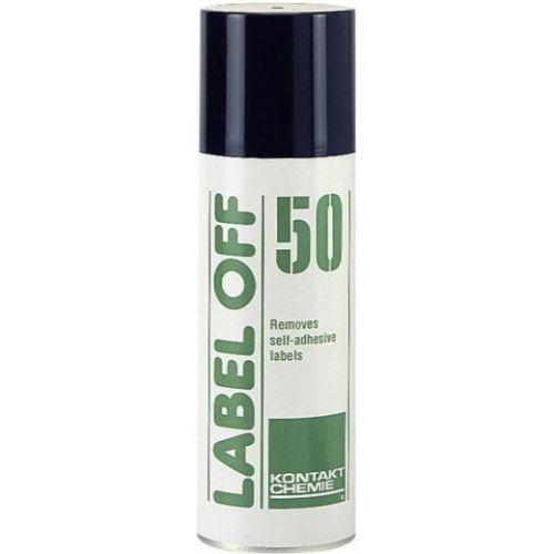 Label Off 50 средство для удаления наклеек