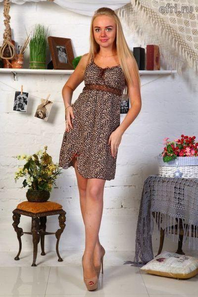 Sale Сорочка женская Царица Efri-A3 (хлопок)