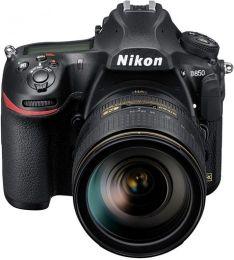 Nikon D850 24-120mm f/4G ED VR