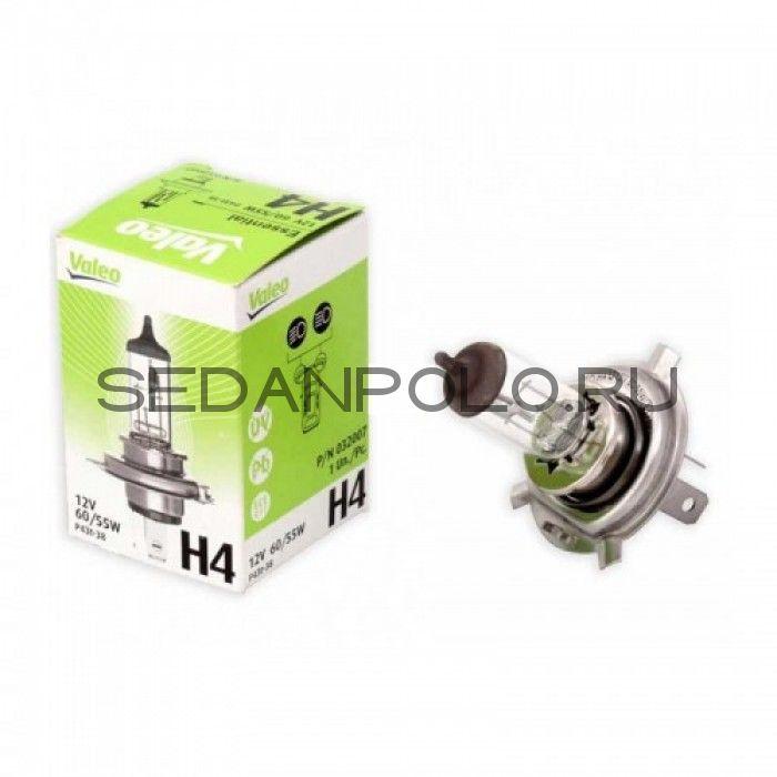 Лампа VALEO H4 (60/55)