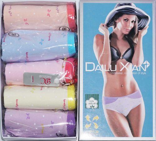 """Трусы женские, слипы """"Dailu Xian"""" DNL9950"""