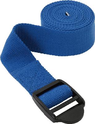 Ремешок для йоги INDIGO 97417 IRON