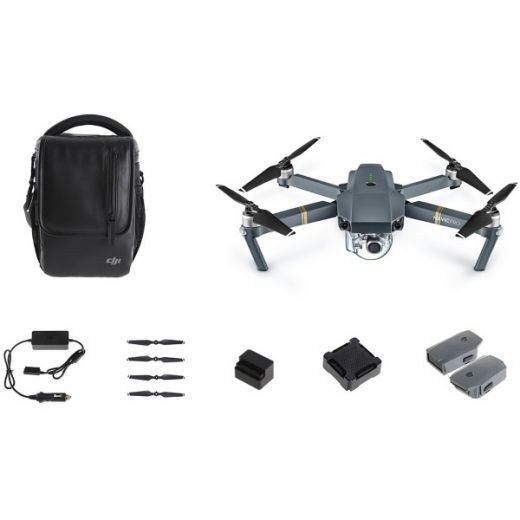 Квадрокоптер DJI Mavic Pro Combo