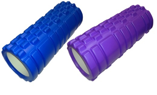 Ролик массажный для йоги INDIGO IN077 33см