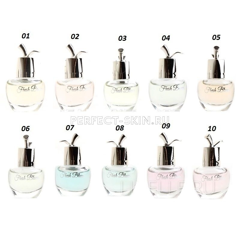 Baviphat  Urban City Fresh Blown Eau De Parfum N9 Warm cotton & Musk 8ml