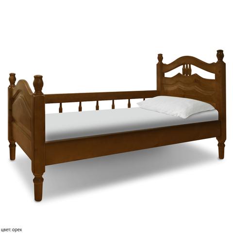 Кровать Исида с бортиком