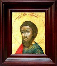 Апостол Варфоломей (21х24), простой киот