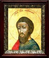 Апостол Варфоломей (19х22), темный киот