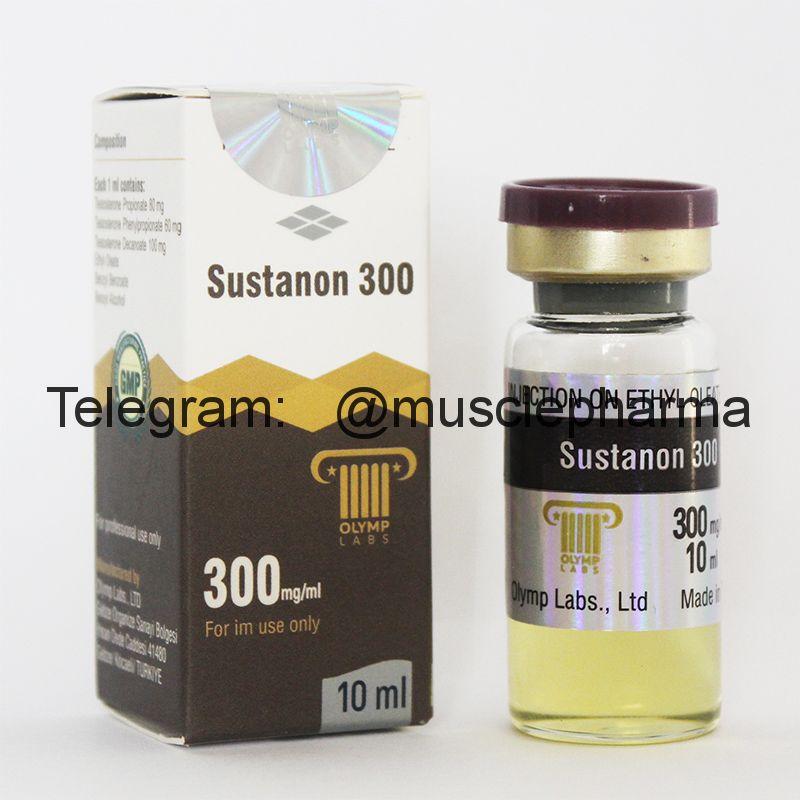 SUSTANON 300 (OLYMP). 1 флакон * 10 мл.