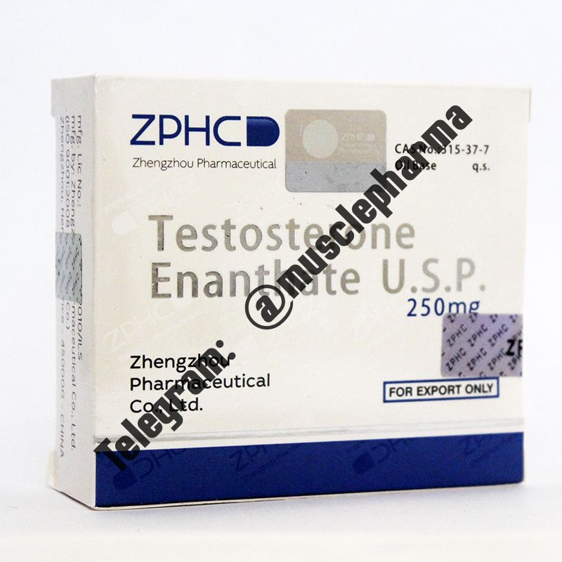 TESTOSTERONA ENANTHATE (ZPHC). 1 ампула * 1 мл.