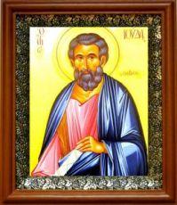 Апостол Иуда Фаддей (19х22), светлый киот
