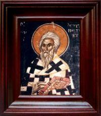 Апостол Иуда Фаддей (21х24), простой киот