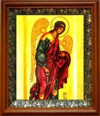 Архангел Иеремиил (19х22), светлый киот