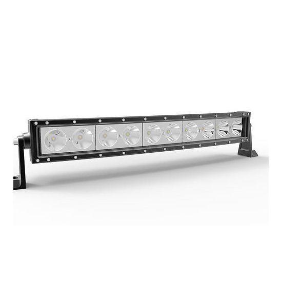 Панорамная однорядная светодиодная LED балка 140W CREE