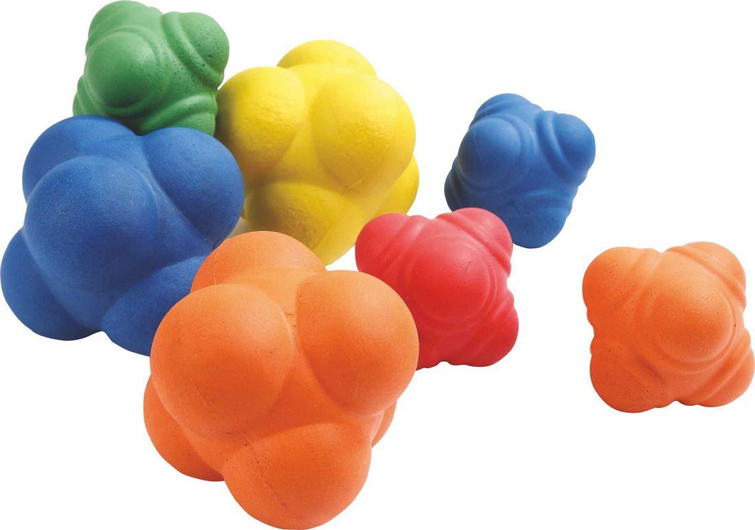 Мяч для развития реакции Pro-Supra RC-01 10 см