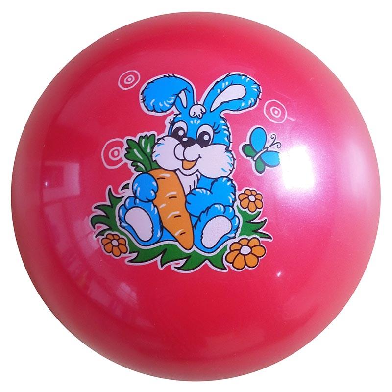 Мяч резиновый детский Great G-1-15
