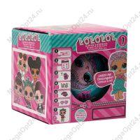 Игрушка Кукла-сюрприз LOL в шарике (в коробках по 1 шару)