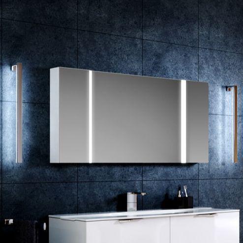 Eqloo Grana 120 (Грана) шкаф-зеркало 120х60 ФОТО