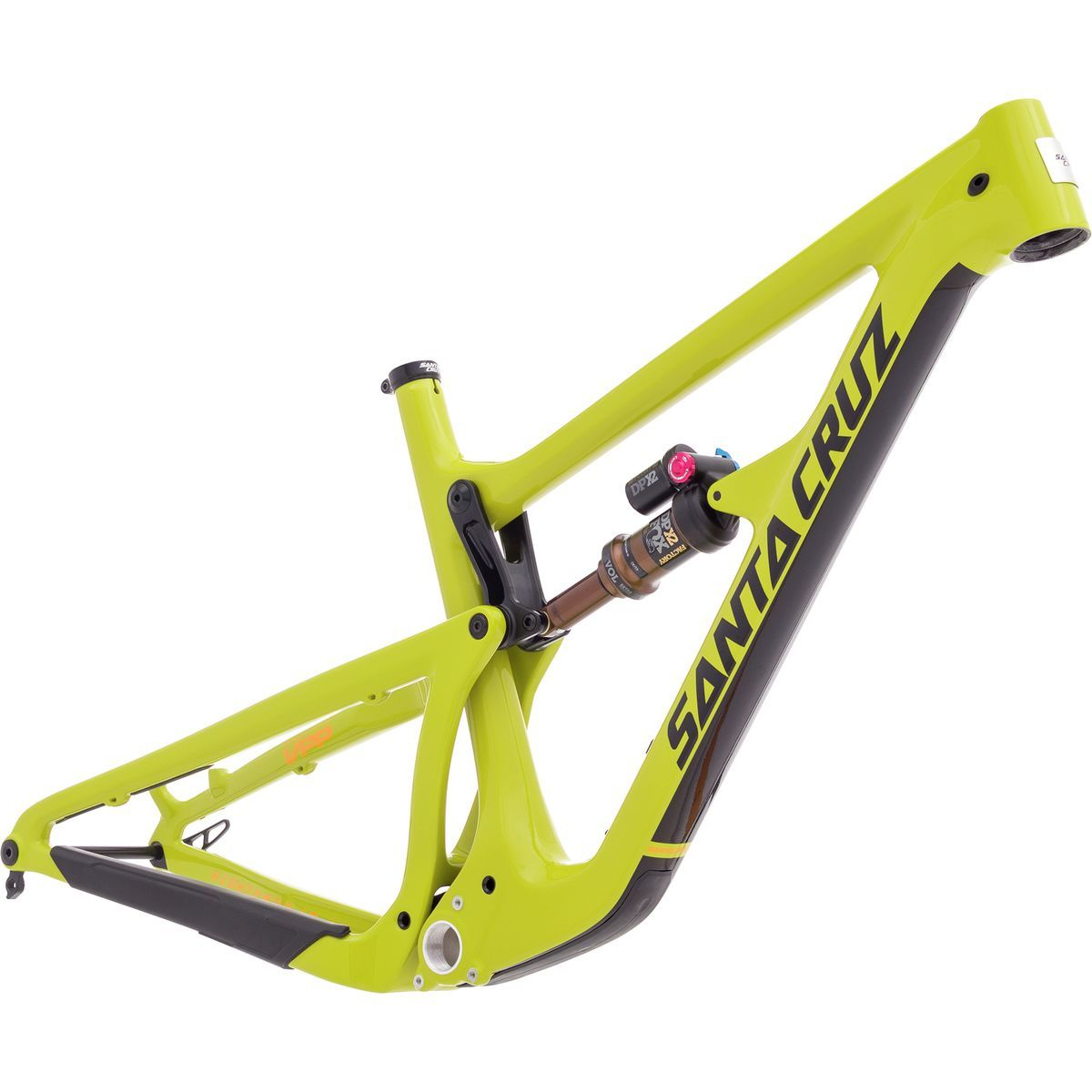 Santa Cruz Hightower LT CC 2018 green