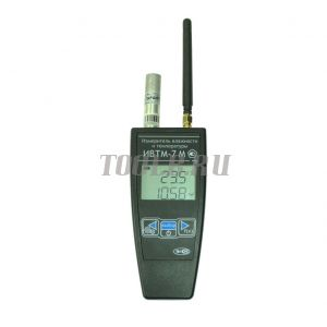 ИВТМ-7 М 7-Д-1 (в эргономичном корпусе) - термогигрометр с поверкой