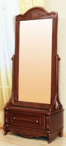 МДФ-4 зеркало-трюмо напольное (Тамбов)