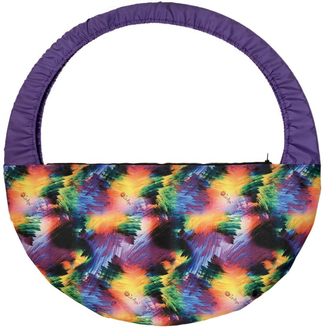 Чехол для обруча (сумка) INDIGO «Гламур» SM-138 60 - 90 см