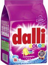 Dalli Концентрированный стиральный порошок для цветного белья Color Plus 16 стирок 1,04 кг