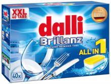 Dalli Таблетки для мытья посуды в посудомоечной машине 40 шт