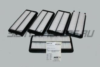 AF2516 OEM: KIA 28113-07100, KIA Picanto I 1.0 (61HP) (body BA) (04.04-05.11), Picanto I 1.1 (G4HC) (65HP) (body BA) (04.04-05.11)