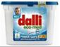 Dalli Экологически чиcтое гипоалергенное средство для стирки Eco-Med power Caps в капсулах 18 шт 486 г