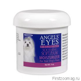 Angels' Eyes Soft Paw Moisturizing крем для лап 4 oz