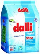 Dalli Концентрированный стиральный порошок без красителей Med 18 стирок 1,215 кг